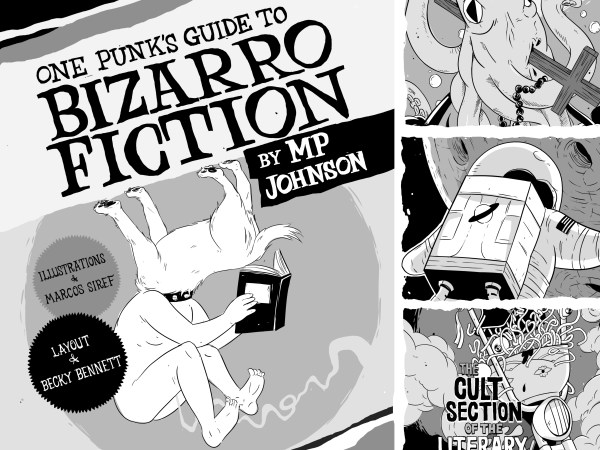 <span>One Punk's Guide to Bizarro Fiction</span><i>→</i>
