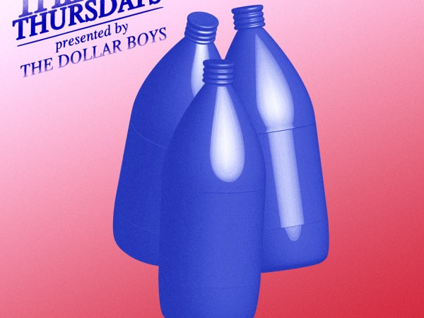<span>Thirsty Thursdays</span><i>→</i>