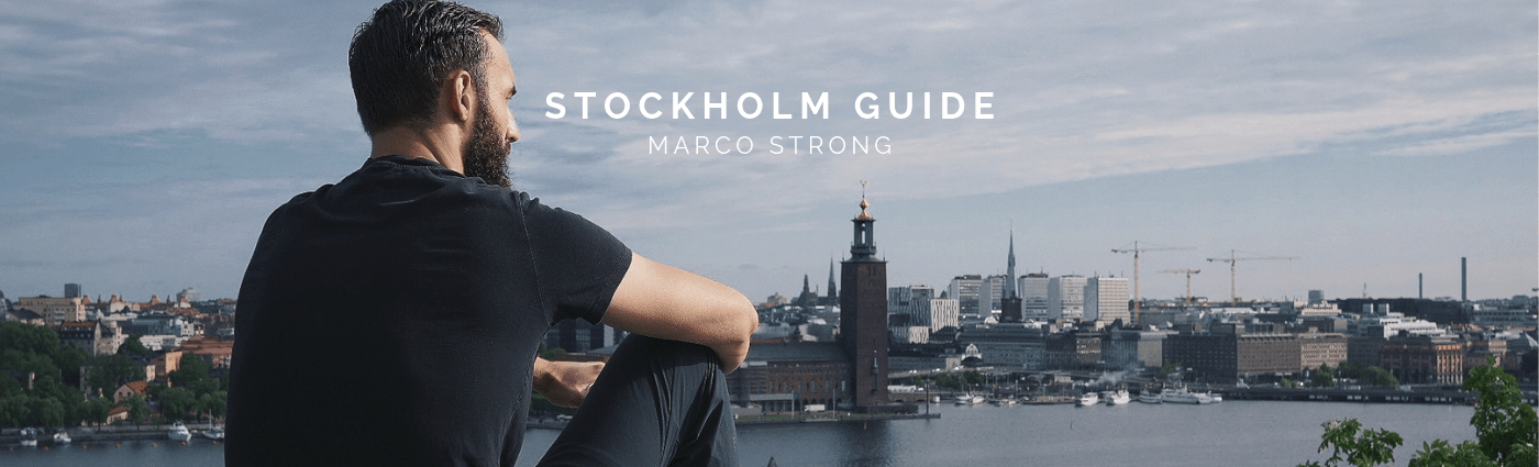 Marco Strong