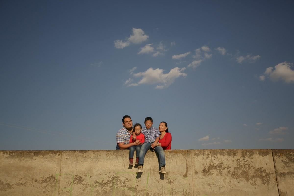 fotografo de familias en Querétaro Marcos Valdés