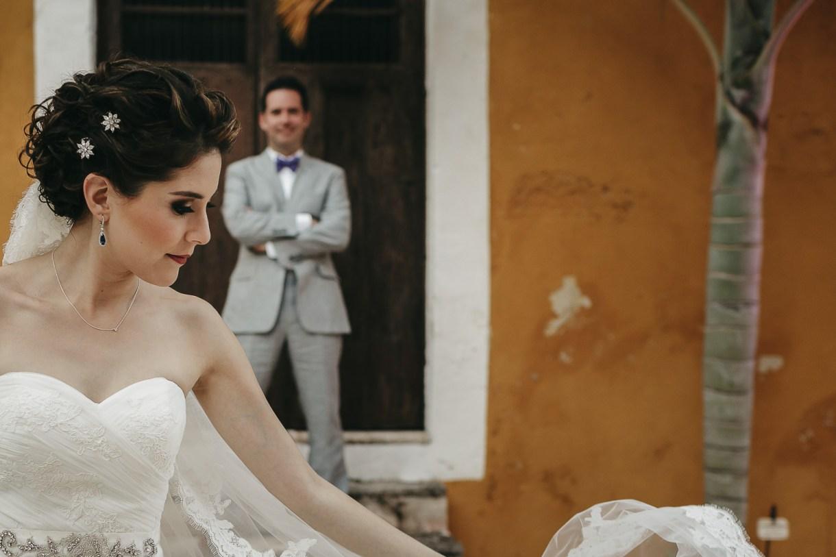 Wedding at Temozón, Yucatán