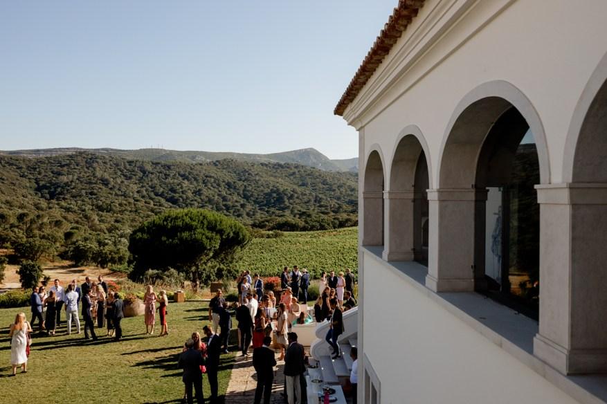 hotel casa palmela wedding