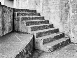 Baker Beach Stairs II