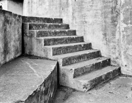 Baker Beach Stairs, San Francisco, CA