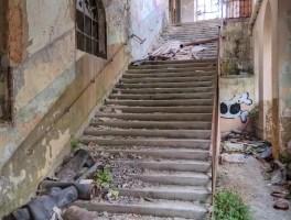 Cotonificio Stairs
