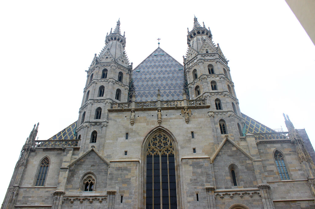 Stephansdom Cathedral (St. Stephen)