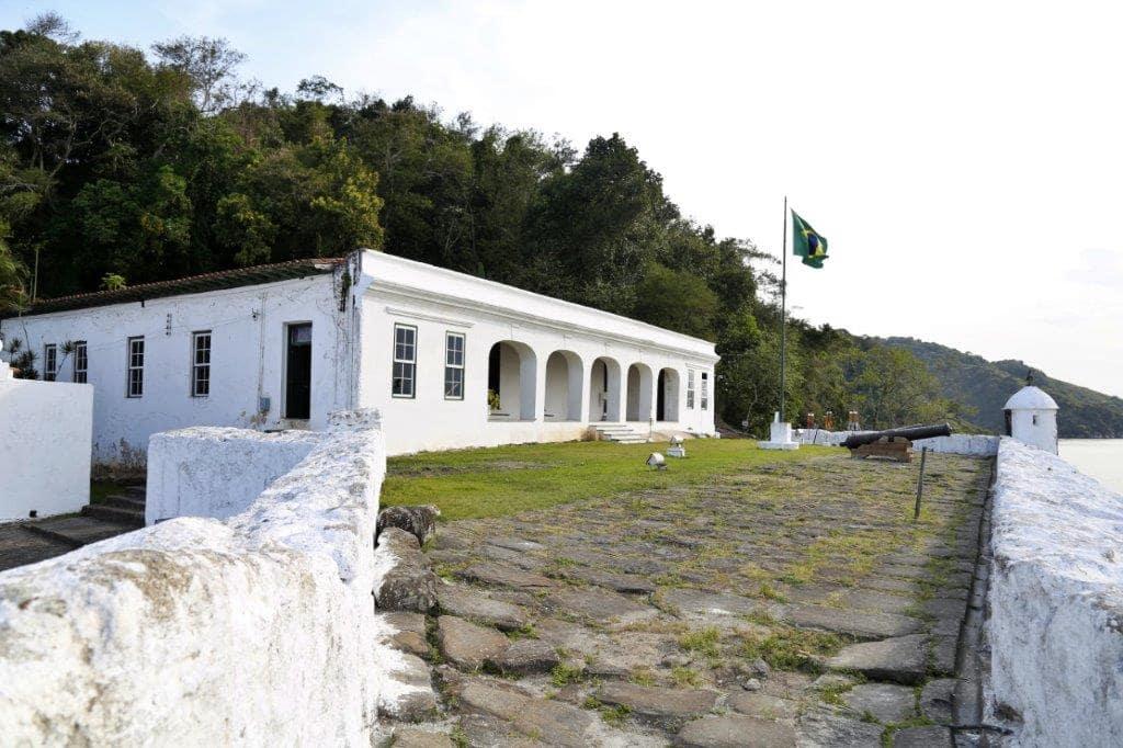 Barra Grande Fortress.  Helder Lima / PMG