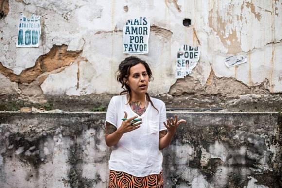 Luana Malheiro (crédito: arquivo pessoal)
