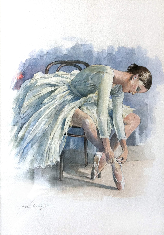 Acquarelli  Watercolors  Marc Sardelli