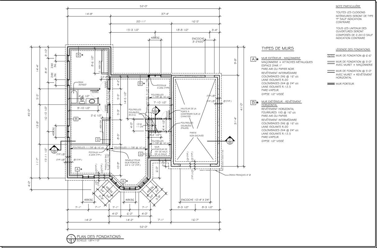 Plans darchitecture  Entrepreneur gnral