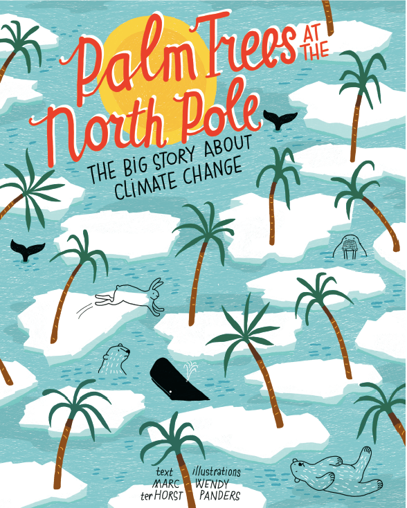 Childrens book about climate change