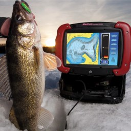 Ice Fishing Mapping