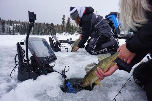 Record Fishing Videos