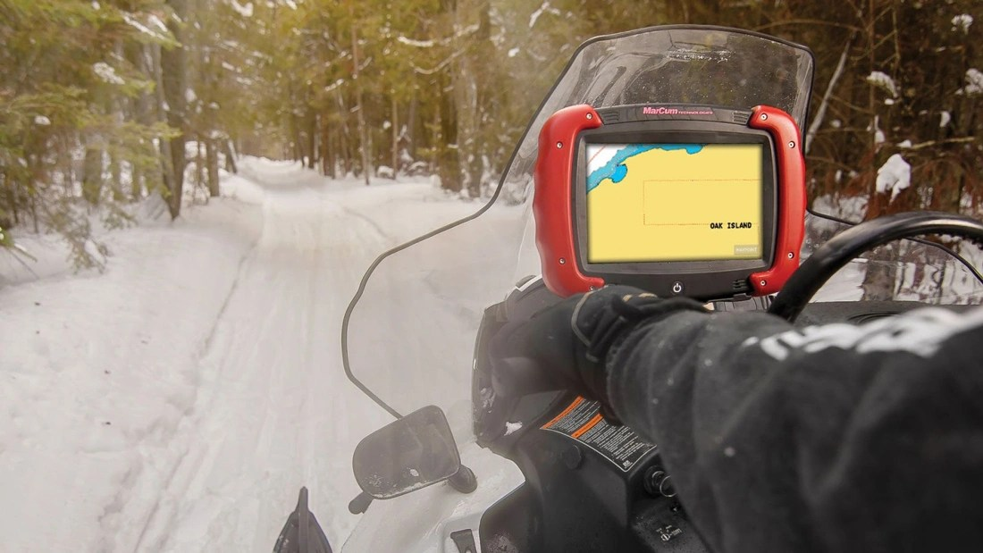 RT-9 2.0 Ice FIshing GPS