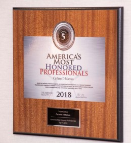 marcus dental americas most honored professionals 2018 award - Tour The Office