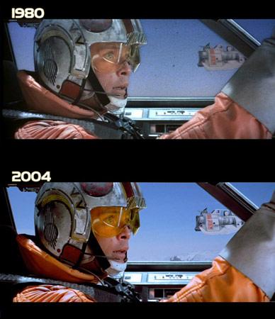 Luke en DVD