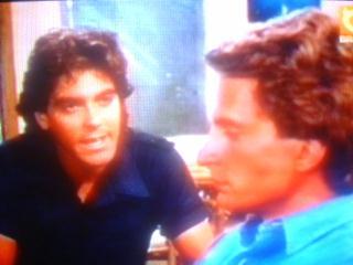 George Clooney en El Halcón Callejero