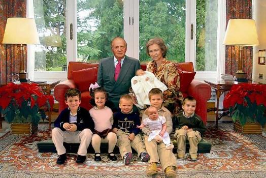 A Familia Real