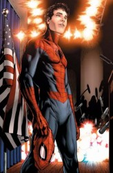 Peter Parker revela su identidad al mundo en Civil War nº 2