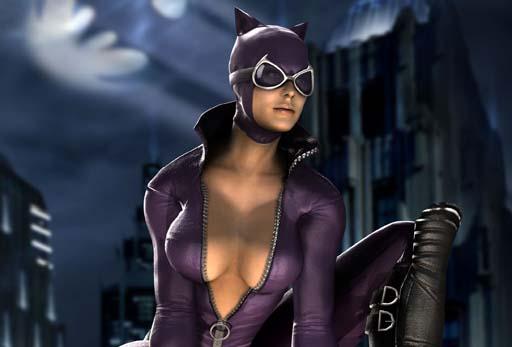 Catwoman en Mortal Kombat