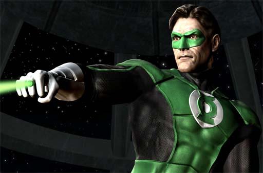 Hal Jordan en Mortal Kombat