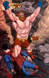 Atlas vence a Superman