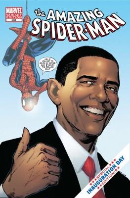 Portada do The Amazing Spider-Man número 583