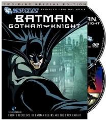 Gotham Knight sae directamente en DVD