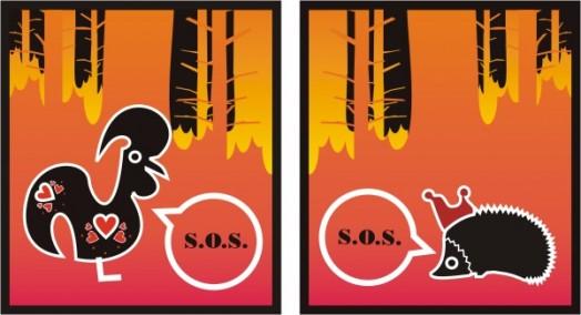 Bombeiros Sem Fronteiras 2004