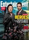 Entertainment Weekly - portada 1