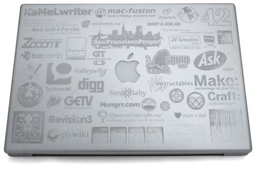 O novo MacBook Pro de Leah Culver