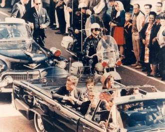 Leonor e JFK