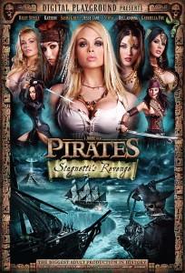 Portada de Pirates Stagnetti's Revenge
