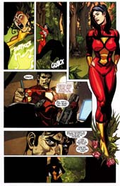 1º fragmento do número 3 de Secret Invasion