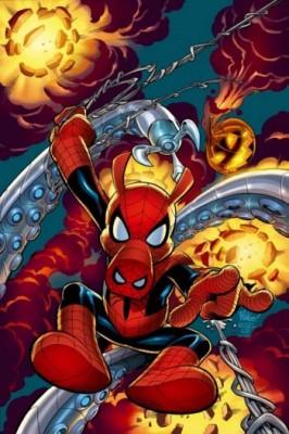 Spider-Ham nunha portada alternativa