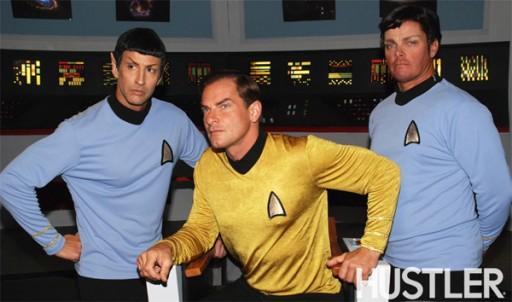 Kirk en plan serio