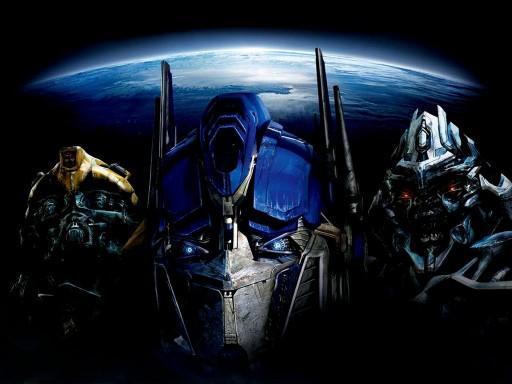 Os Transformers no teu Escritorio