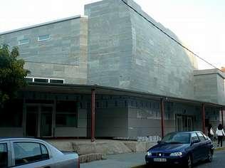 Exterior da Casa da Cultura