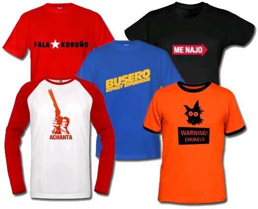 Camisolas de Chukelo.com