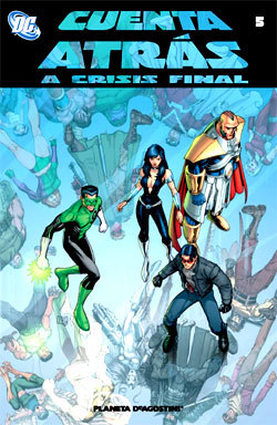 Cuenta atrás a Crisis Final 5