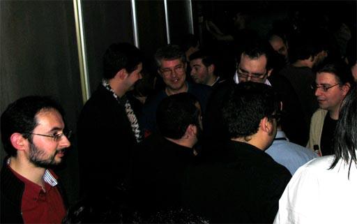 Imaxe da festa, cortesía de Ghanito