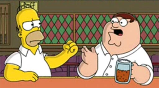 Homer contra Peter