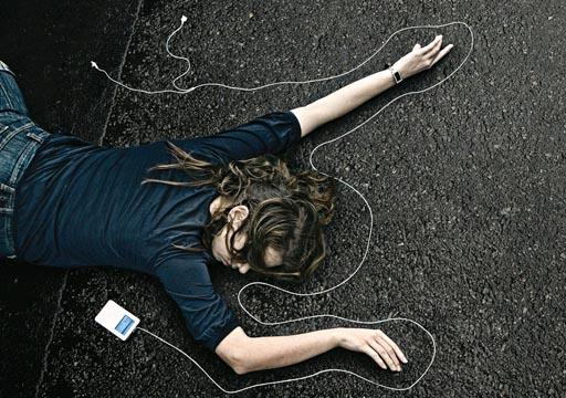 iPod mortal