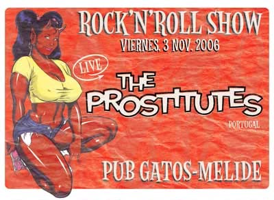 The Prostitutes en Melide