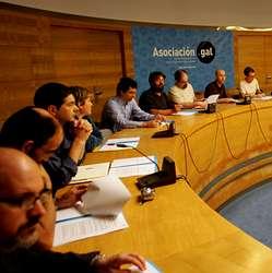 Imaxe da Asemblea Constituínte da Asociación PuntoGal