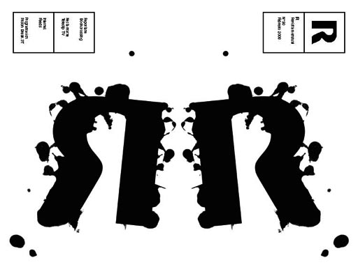 Test de manchas de R