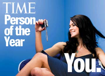 Time - Person of the Year: You
