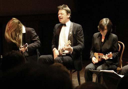 A Orquestra Ukelele de Gran Bretaña