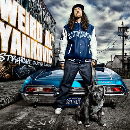Portada do novo disco de Weird Al Yankovic
