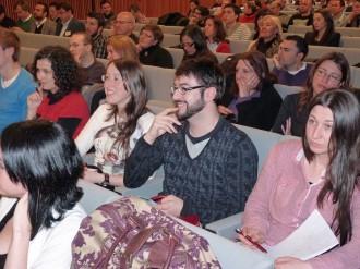 Público gozando do evento